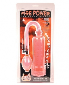 Fire Power Pump - Red