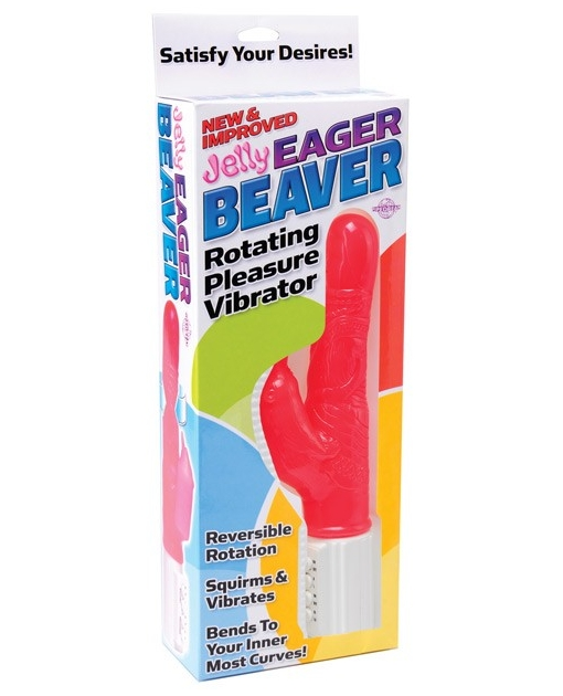 Jelly Eager Beaver - Pink