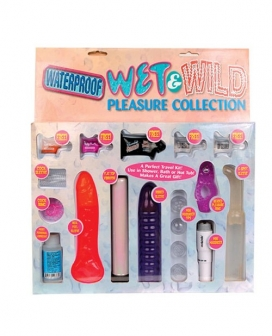 Wet & Wild Pleasure Collection