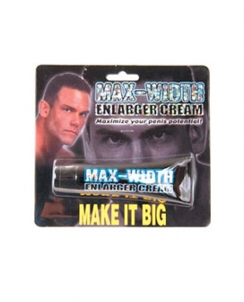 Max Width Enlarger Cream - 1.5 oz