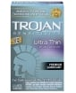 Trojan Ultra Thin Condoms - Box of 12