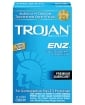 Trojan-Enz Lubricated Condoms - Box of 12