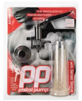Pistol Pump With Senso Sleeve