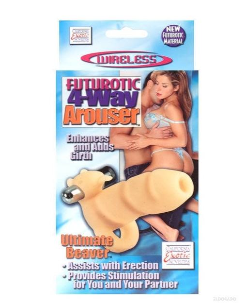 4-Way Arouser Ultimate Beaver Futurotic