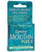 Kimono Micro Thin Aqua Lube Condom - Box of 3