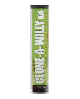 Clone-A-Willy Kit Vibrating - Glow in the Dark