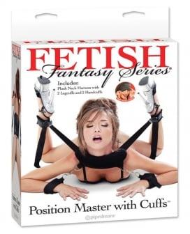 Fetish Fantasy Series Position Master w/Cuffs