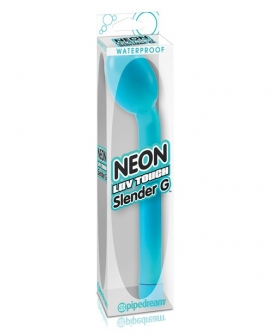 Neon Luv Touch Slender G - Blue