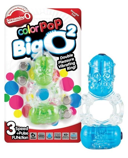 Screaming O Color Pop Big O2