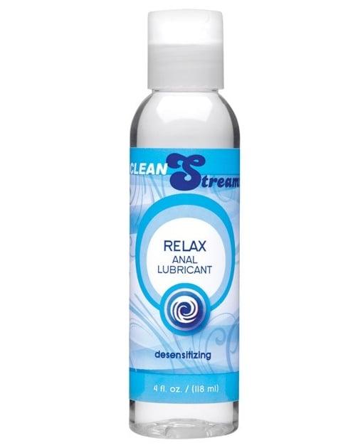Clean Stream Relax Desensitizing Anal Lube - 4 oz