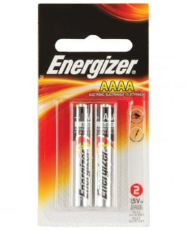 Energizer Battery AAAA - 2 Pack