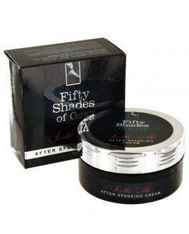 Fifty Shades of Grey Soothe Me After Spanking Cream - 1.7 oz
