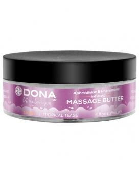 Dona Massage Butter Sassy - 4 oz Tropical Tease