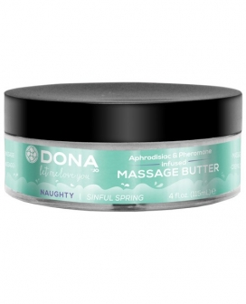 Dona Massage Butter Naughty - 4 oz Sinful Spring