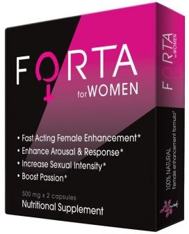 Forta For Women - 2 Capsule Pack