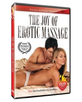 Sizzle ! The Joy of Erotic Massage DVD