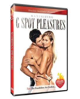 Sizzle !  Maximizing G Spot Pleasures DVD