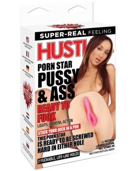 Hustler Toys Porn Star Pussy & Ass - Ready to Fuck