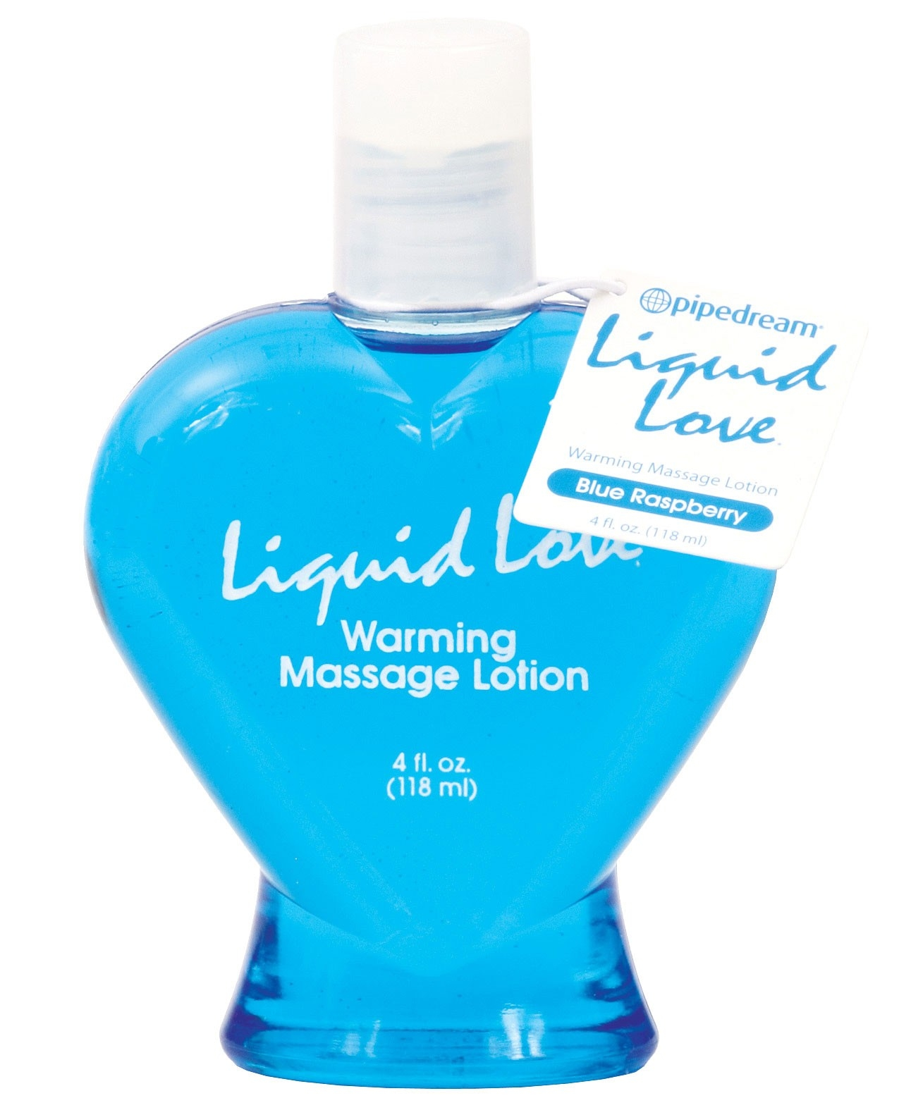 Liquid Love - 4 oz Blue Raspberry
