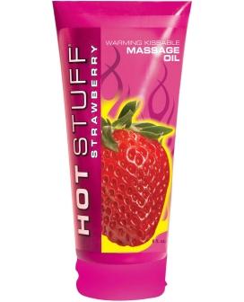 Hot Stuff Oil - 6 oz Strawberry