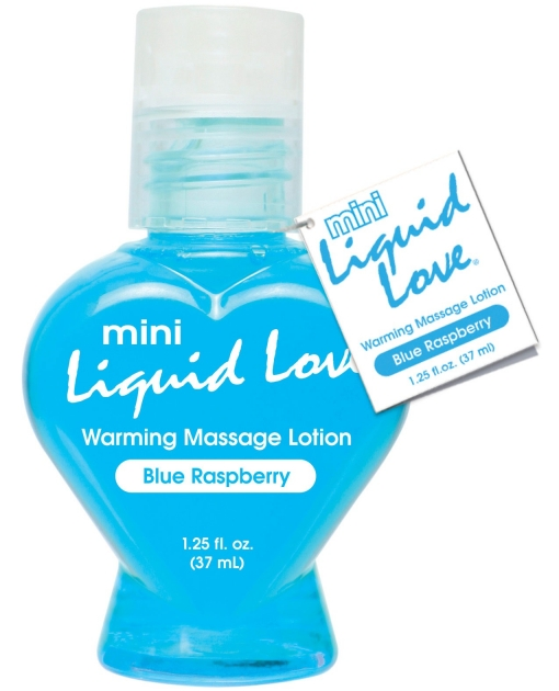 Liquid Love - 1.25 oz Blue Raspberry