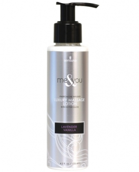 Me & You Massage Lotion - Lavender Vanilla