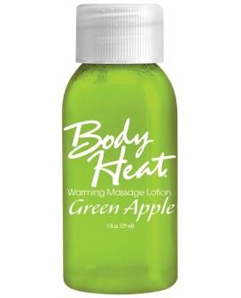Body Heat  - 1 oz Apple