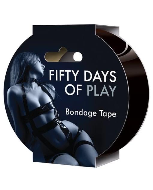 Fifty Days Of Play Bondage Tape