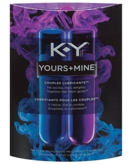 K-Y Yours & Mine Gift Set
