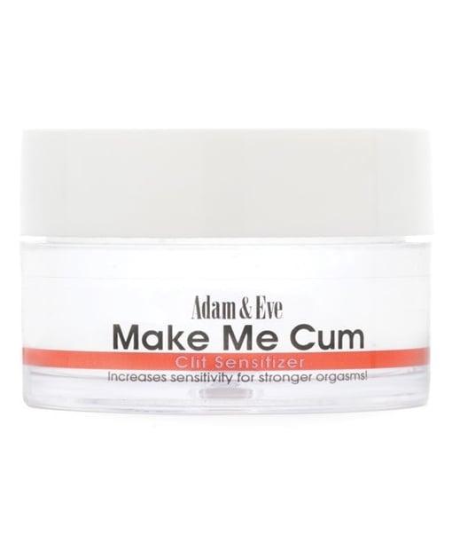 Adam & Eve Make Me Cum Clit Sensitizer - .5 oz