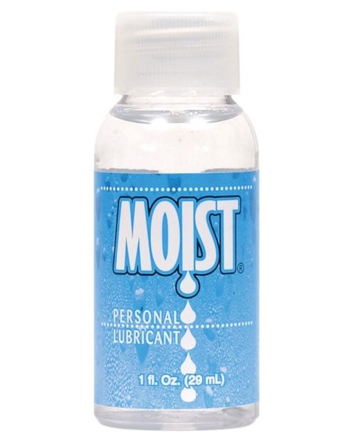 Moist Lube - 1 oz Bottle