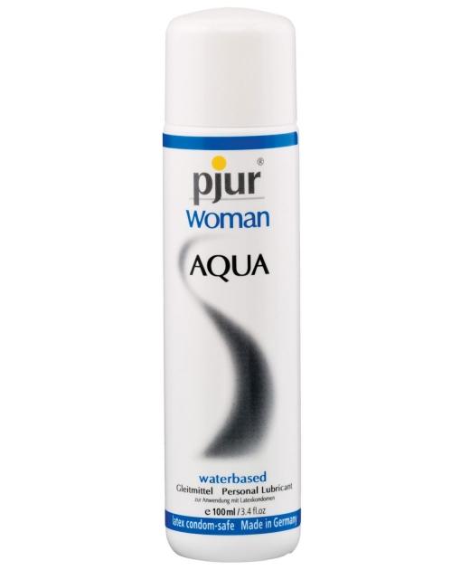 Pjur Woman Aqua - 100 ml Bottle