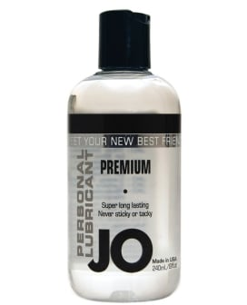 System JO Personal Silicone Lubricant - 8 oz