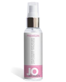 System JO Premium Women's Silicone Lubricant - 2 oz