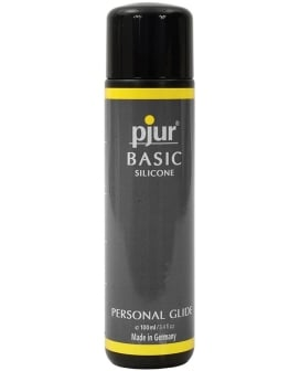 Pjur Basic Silicone - 100 ml Bottle
