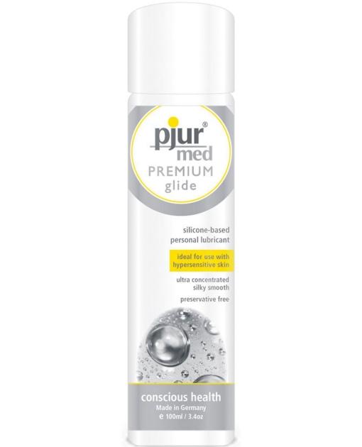 Pjur Med Premium Glide - 100 ml Bottle