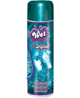 Wet Original Waterbased Gel Personal Lubricant - 3.6 oz Bottle