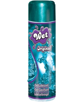 Wet Original Waterbased Gel Personal Lubricant - 10.6 oz Bottle