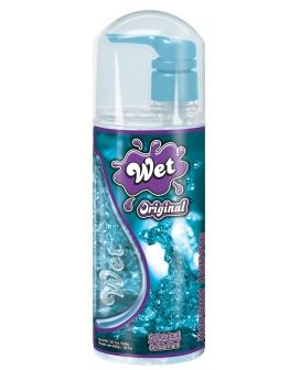 Wet Original Waterbased Gel Personal Lubricant - 18.6 oz Pump Bottle