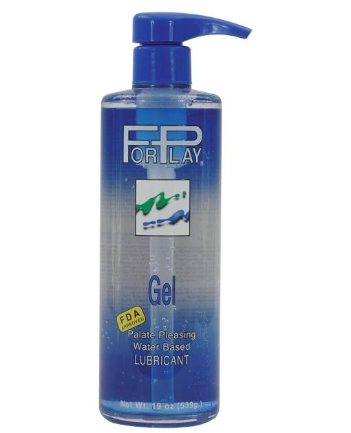 ForPlay Gel Lubricant - 19 oz