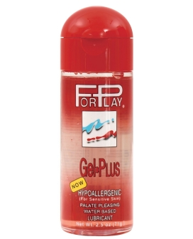 ForPlay Gel Plus Lubricant - 2.50 oz