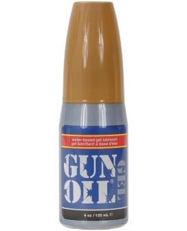 Gun Oil H2O Gel - 4 oz Bottle