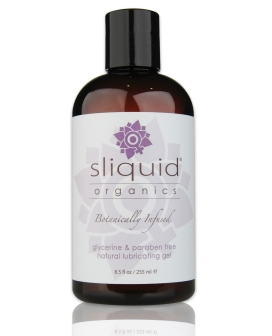 Sliquid Organics Natural Lubricating Gel - 8.5 oz