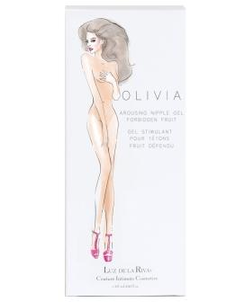 Luz De La Riva Olivia Arousing Nipple Gel - 118.29 ml Forbidden Fruit