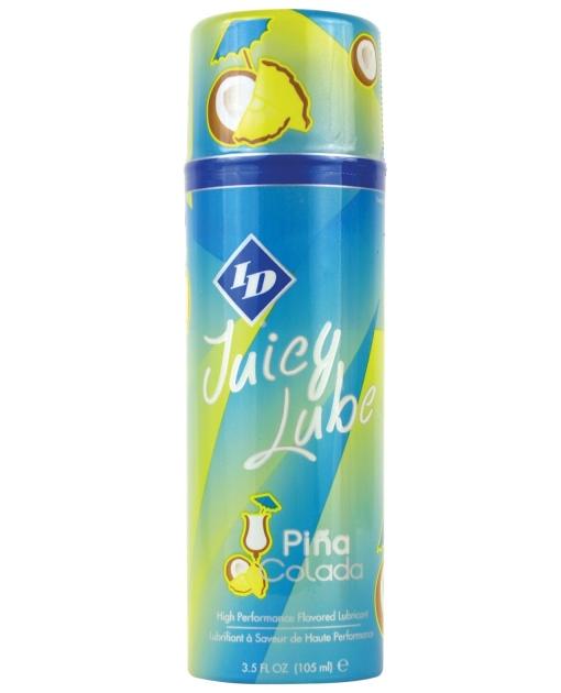 ID Juicy Waterbased Lube - 3.8 oz Pump Pina Colada