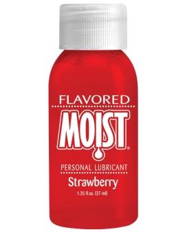 Flavored Moist - 1 oz Strawberry