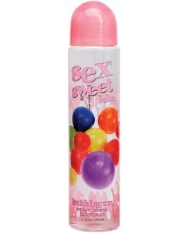 Sex Sweet Lube - 6.7 oz Bubble Gum