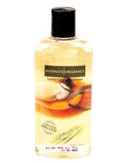 Intimate Organics Lubricant - 120 ml Vanilla Caramel