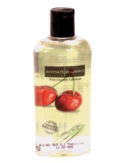 Intimate Organics Lubricant - 120 ml Wild Cherries