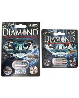 Extreme Diamond 4500 - 1 Capsule Blister